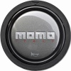 Momo 2 Contact Charcoal Horn Push