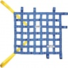 TRS Rectangular Velcro Window Net