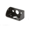 Motamec Alloy Mudflap Bracket Aluminium TIG welded Mud Flap Mount Anodized Black