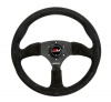 Motamec Semi Dish Steering Wheel 350mm - Black
