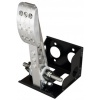 OBP V2 Floor Mounted Single Brake Bulkhead Fit Bias Pedal Unit