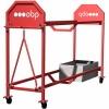 OBP Wheel and Pit Trolley 1000mm Length