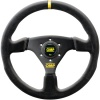 OMP Targa Steering Wheel Black Suede