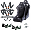OMP Champ Seat Package