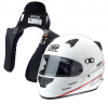 OMP GP8 Helmet & HANS Package