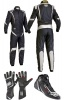 OMP One S1 Black/White Racewear Package