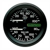 Racetech Dual Oil Pressure and Water Temperature Gauge