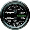 Racetech Dual Pressure and Temperature Gauge