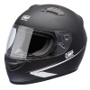 OMP Circuit Full Face Helmet Black