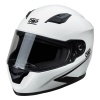 OMP Circuit Evo Full Face Helmet White