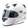 OMP GP 8 Evo Full Face Helmet White