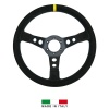 R-Tech 350mm Semi Dished Steering Wheel