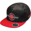 Sparco Rebel Baseball Cap Youth Black/Red