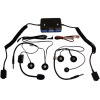 Terraphone Clubman Intercom Kit - 1 Open 1 Full Face Headset