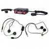 Terraphone Professional Intercom Kit - 1 Open Face 1 Full Face Headset
