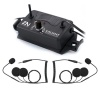 Zero Noise Valiant Intercom Kit - 2 Open Face Headsets