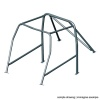 OMP AA/104P/76 FE45 Bolt-In Roll Cage Nissan Micra