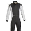 Sparco Competition RS-4.1 Race Suit Black/White