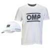 OMP Leisure Wear Pack White