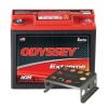 Odyssey Battery and OBP Battery Bracket Package
