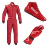 Sparco Sprint Racewear Package Red