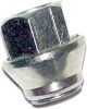 Grayston Open Ended Wheel Nut 3/8'' UNF With 17mm Hex & Captive 60 Degree Washer