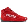 Sparco Slalom RB-3.1 Race Boots Red