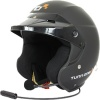 Turn One Jet-RS Peltor Intercom Helmet Matte Black